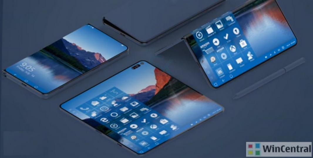 Microsoft Surface Phone 將應用摺疊屏幕