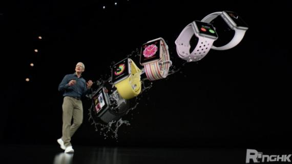 化身平安鐘 Apple Watch Series 幫你 Check 心率