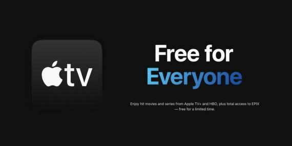 Apple TV+ 部分自製劇集免費公開